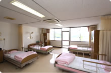 3階フロア 4床室